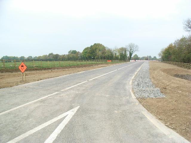 New Link Road Near Ardbraccan, Co. Meath