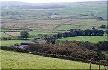 SK2077 : Shepherds Flat Farm by Roger Temple