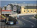 SE5951 : York Train Station by Lisa Jarvis
