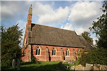 SK6946 : St.Michael's church, Hoveringham by Richard Croft