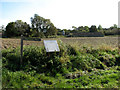 TG4214 : Concessionary footpath to the River Bure by Evelyn Simak