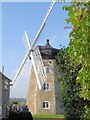 SP5805 : The Windmill, Wheatley by Mike Harris