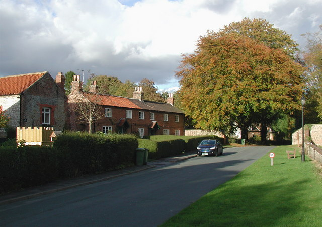The Yorkshire Wolds Way, Londesborough