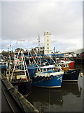 NZ3668 : North Shields fish quay by Ashley Lightfoot