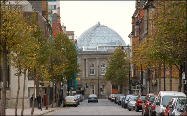 Donegall Street, Belfast