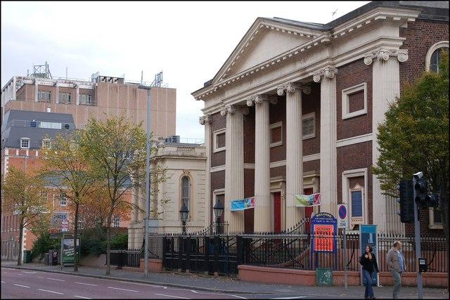 May Street Presbyterian church, Belfast