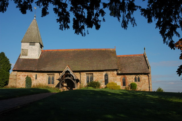 Alfrick Church