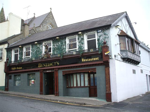Benedict's Restaurant and Public House, Omagh