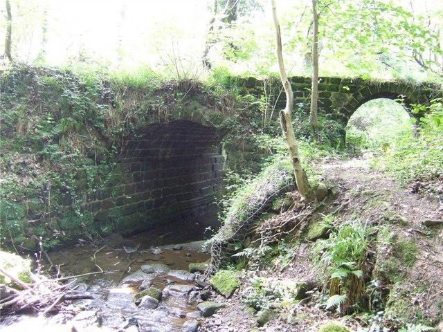 Bridge Over Shirley Brook