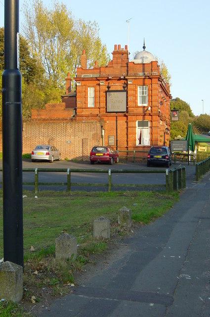 The Rose Inn, Rosehill Bank