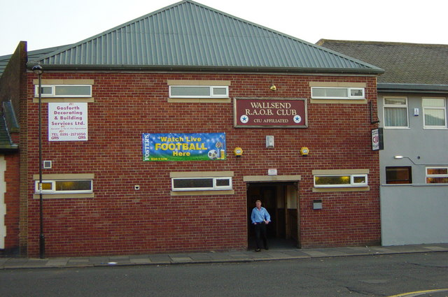 Wallsend RAOB Club
