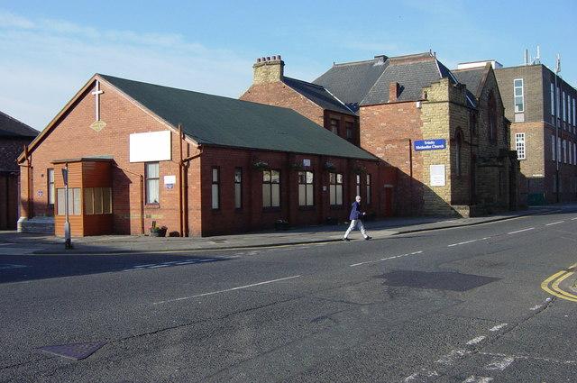 Trinity Methodist Church and Hall