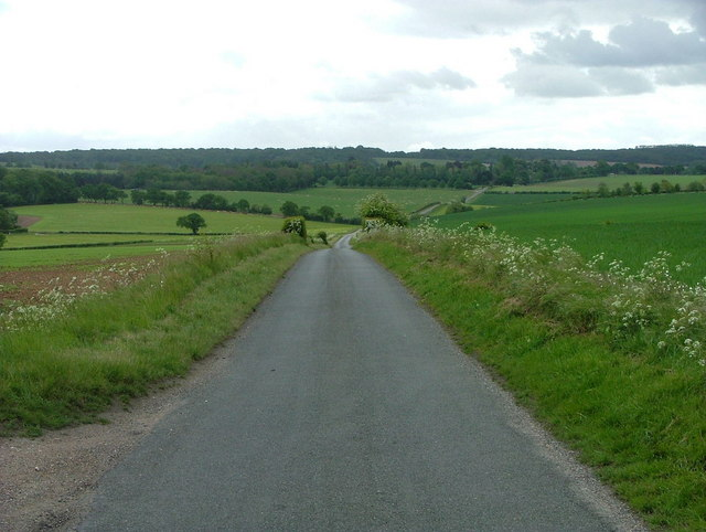 Road to Ipsden
