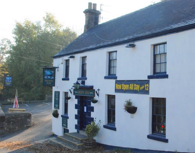 The Moon Inn Stoney Middleton