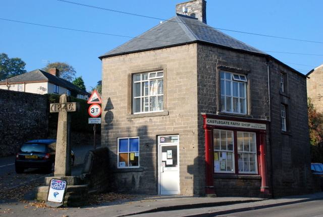 The Farm Shop Stoney Middleton