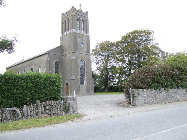 St. Mary's Church, Sandpit