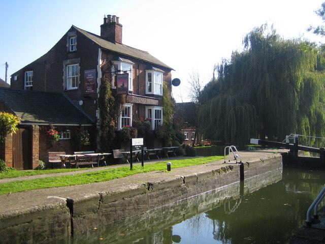 Berkhamsted: The Rising Sun public house