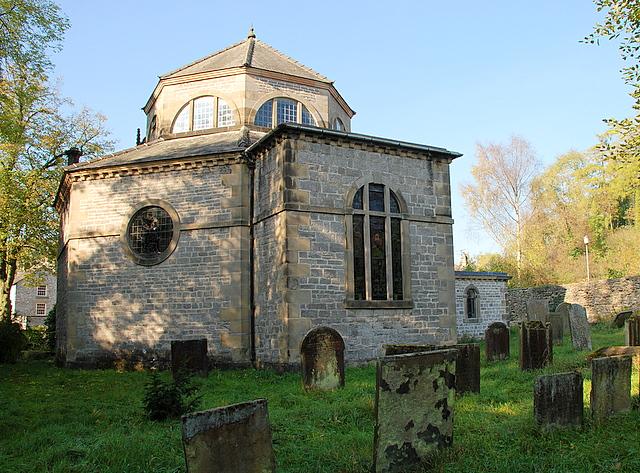 St Martins Stoney Middleton