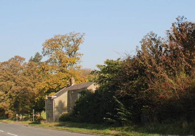 Stoke Toll House and cottage