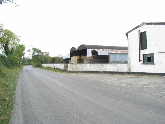 Farm Buildings at Ardgreagh, North of Trim, Co. Meath