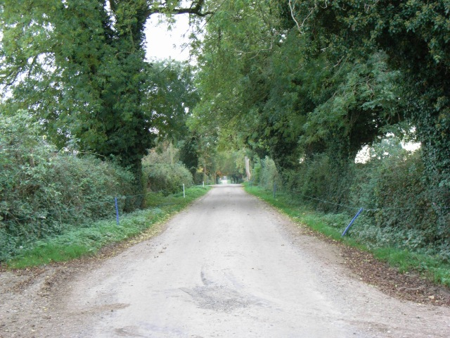 The Black Road, Dunlough, Co. Meath