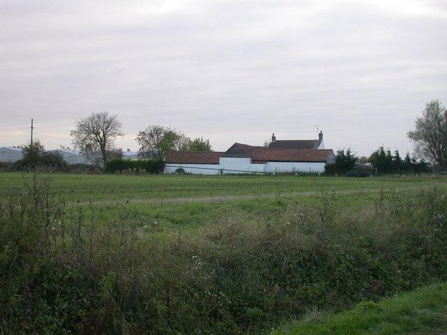 Gunton's Farm, Blue Lane