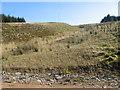 NS7432 : Mannoch Hill by Chris Wimbush
