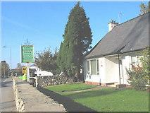 SH4862 : The Cwm Cadnant Valley Caravan Park, Llanberis Road by Eric Jones