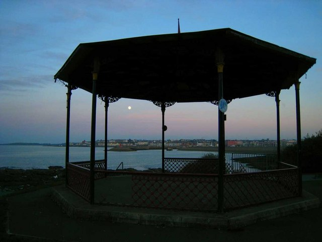 Bandstand, near Pickie [2]