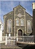 SN4562 : Eglwys Annibynnol Peniel, Heol y Dwr, Aberaeron by Humphrey Bolton