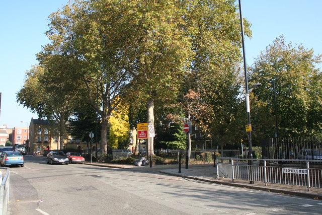 Sidney Square Gardens