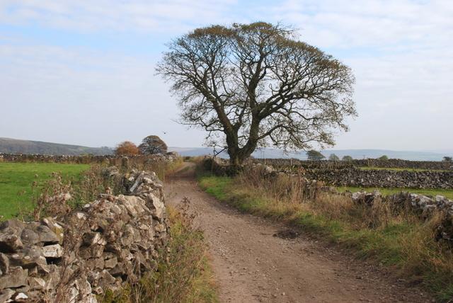 Tideswell Lane