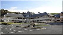 SN4562 : Council offices, Aberaeron by Humphrey Bolton