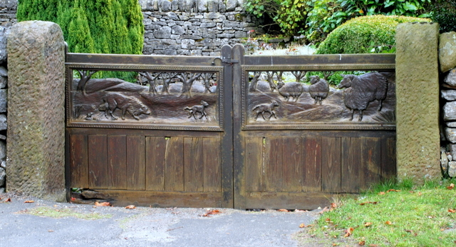 Gates at Foolow