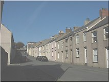 SH4862 : Heol Elinor Street, Twthill by Eric Jones