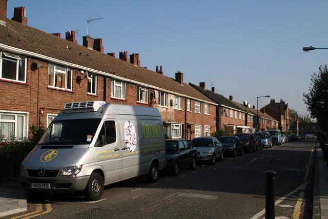 Lindley Street, East London