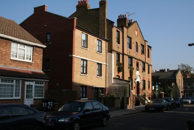 Lindley House, Lindley Street, East London