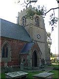 SJ4623 : St Peter's Church, Myddle by Eirian Evans