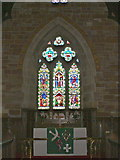 SJ4623 : Window, Myddle Church by Eirian Evans
