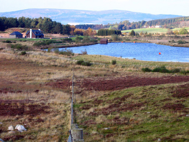 Knockburn Loch