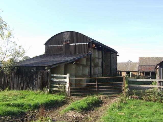 Barn at Yewtree Farm