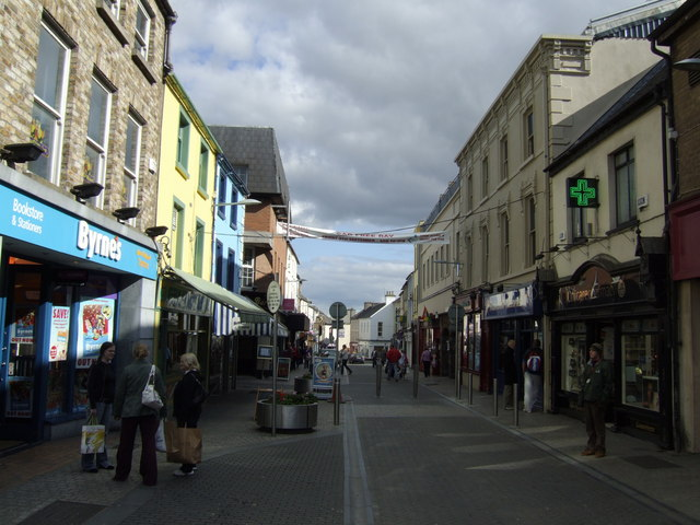 shopping in carlow