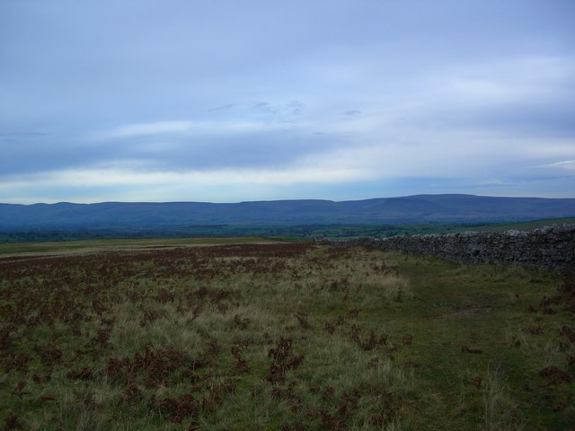The Bridleway from Great Asby Scar to Great Asby