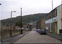 SE0641 : Low  Mill Lane by Betty Longbottom