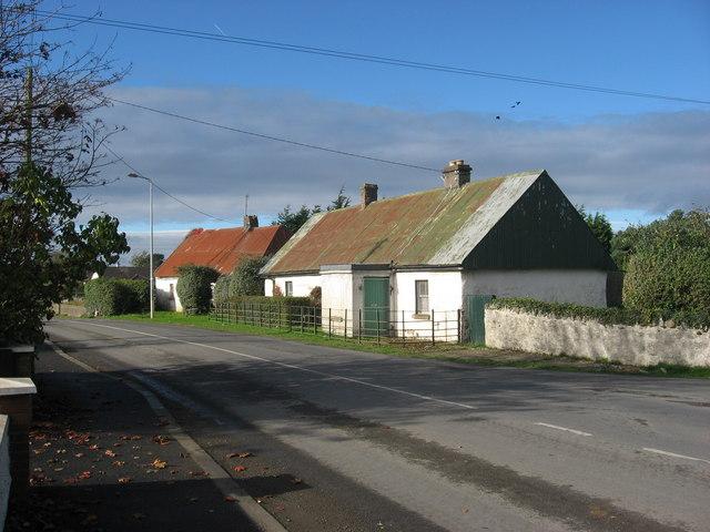 Vernacular houses, Donacarney, Co. Meath