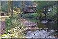 NZ6620 : Skelton Beck bridge by Donnylad