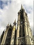 W7966 : St. Colman's Cathedral, Cobh by Andy Beecroft