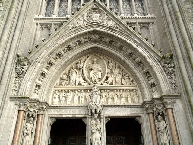 St. Colman's Cathedral (west end), Cobh