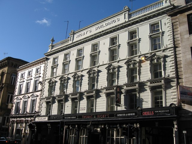 Rigby's Building, Dale Street
