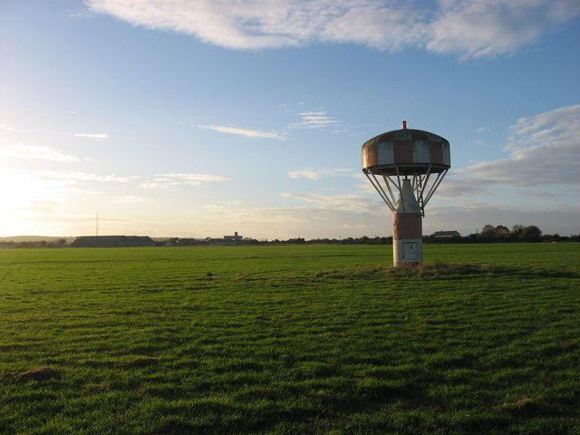 Disused aerodrome, Gormanston, Co. Meath